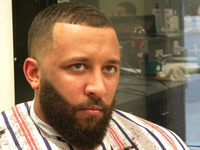 Groovy Frazier39S Barber Shop Short Hairstyles Gunalazisus